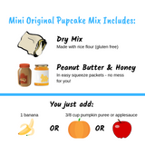 Mini Original Pupcake Mix