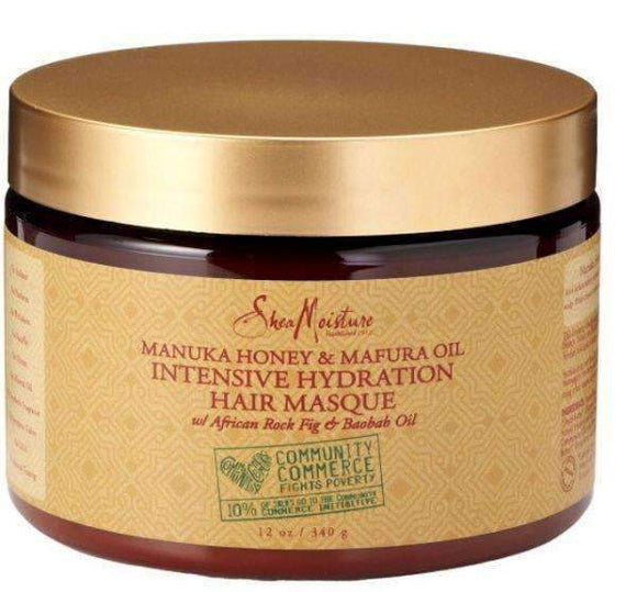 Shea Moisture Manuka & Honey Masque