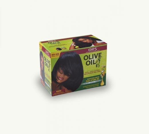 ORS Olive Oil No-Lye Hair Relaxer Kit