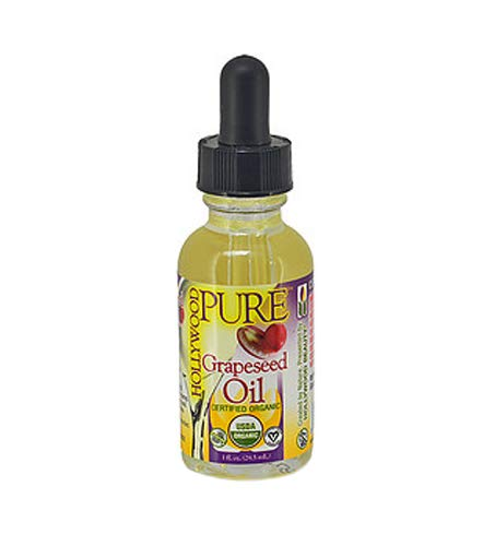 Hollywood Pure Grapeseed Oil