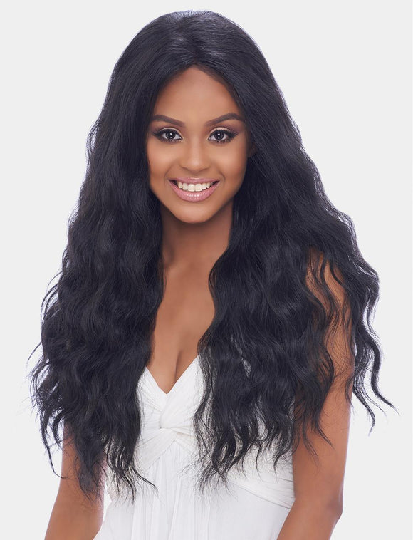 Swiss Lace Wig FLS04