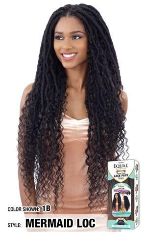 Equal Braided Wig - Mermaid Loc