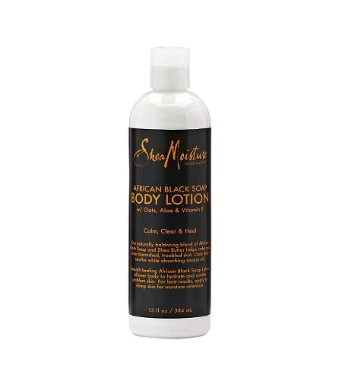Shea Moisture Black Soap Lotion