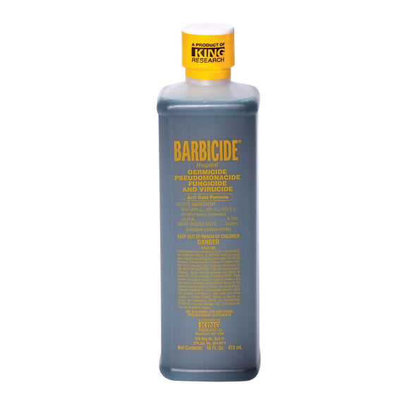 King Barbicide Disinfectant