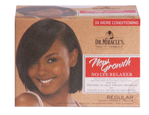 Dr. Miracle's New Growth No Lye Relaxer