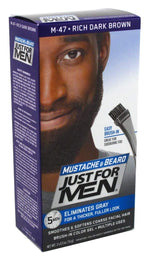 Just for Men Mustache and Beard (Rich Dark Brown)
