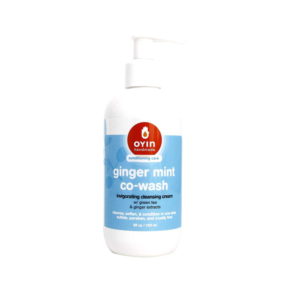 Oyin ginger mint co-wash