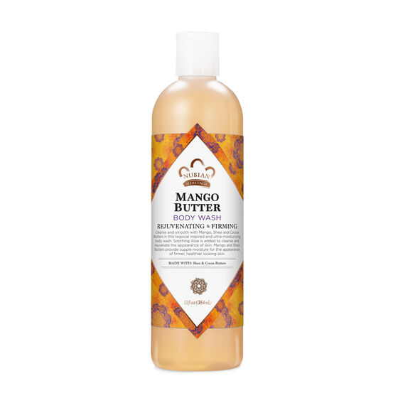Nubian Mango Butter Body Wash
