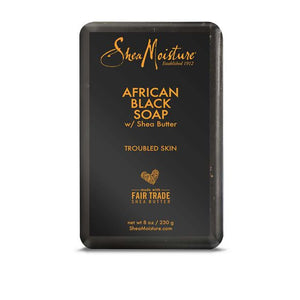 Shea Moisture Black Soap 4 oz