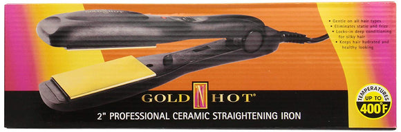 Gold N' Hot Pro Cer Straight 2