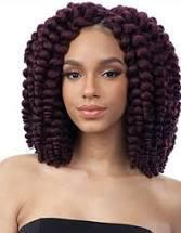 Freetress Crochet Braid 2x Wand Curl Fluffy Wand Curl