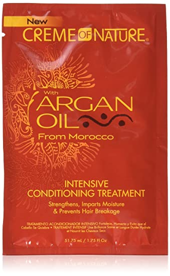 Creme of Nature Argan Oil Intensive Conditioning Treatment Packette