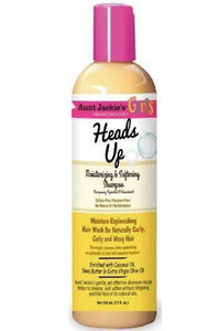 Aunt Jackie's Girls Heads Up Shampoo