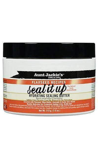 Aunt Jackie's seal it up