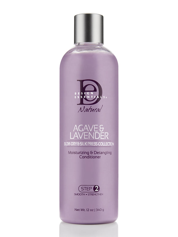 Design Essentials Agave & Lavender Conditioner