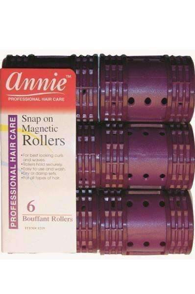 Annie Snap On Magnetic Rollers