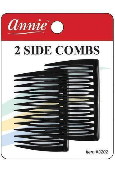 Annie 2 Side Combs