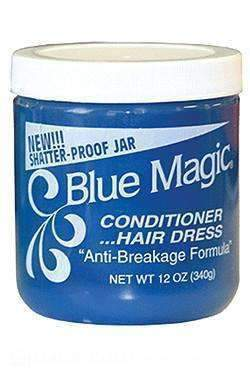 Blue Magic Blue