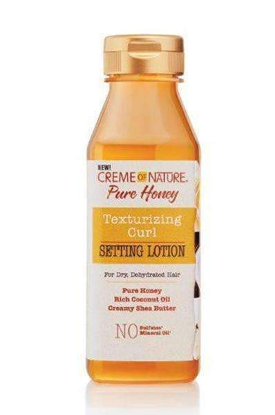 Creme Of Nature Pure Honey Setting Lotion