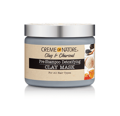 Creme of Nature Clay Mask