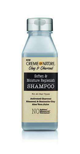 Creme of Nature Clay Shampoo