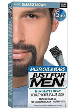 Just for Men Mustache and Beard (Darkest Brown)