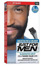 Just for Men Brush-In Mustache (Jet Black)