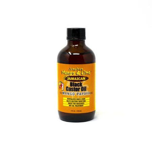 Jamaican Mango & Lime Black Castor Oil Mango Papaya