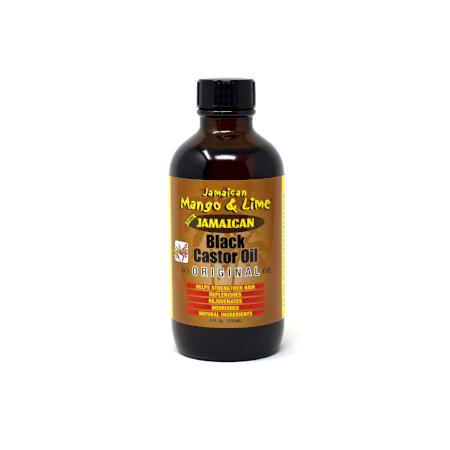 Jamaican Mango & Lime Black Castor Oil Original