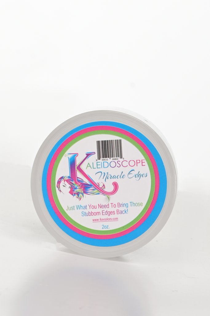 Kaleidoscope Miracle Edges (Miracle Drop Infused)