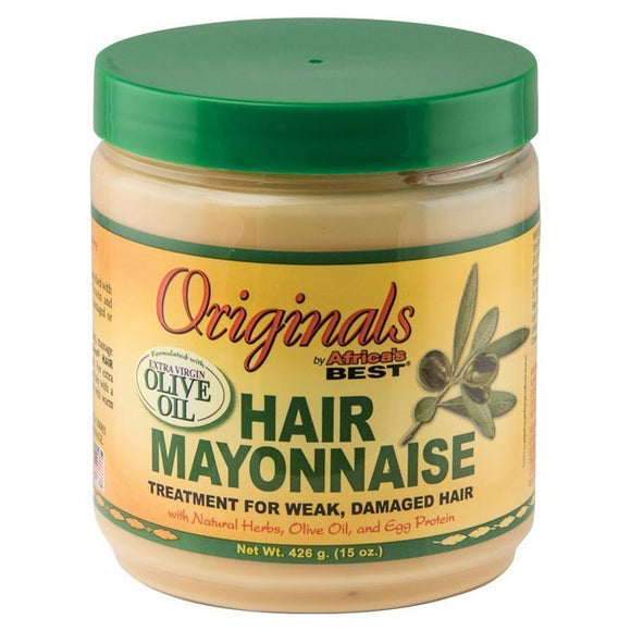 Africa's Best Hair Mayonnaise