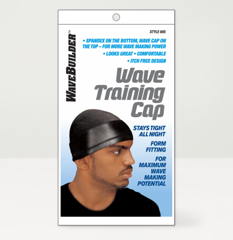 WaveBuilder Training Cap