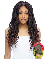 Kima Braided Lace Goddess Wig