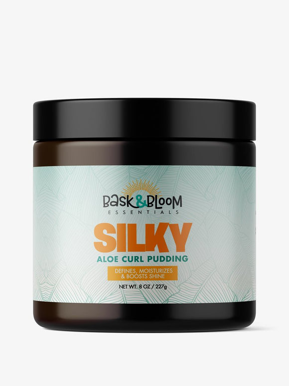 Bask and Bloom Sliky Aloe Curl Pudding