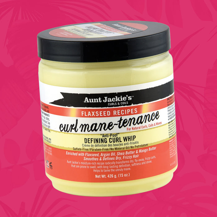 Aunt Jackies Curl Mane-tenance – Defining Curl Whip