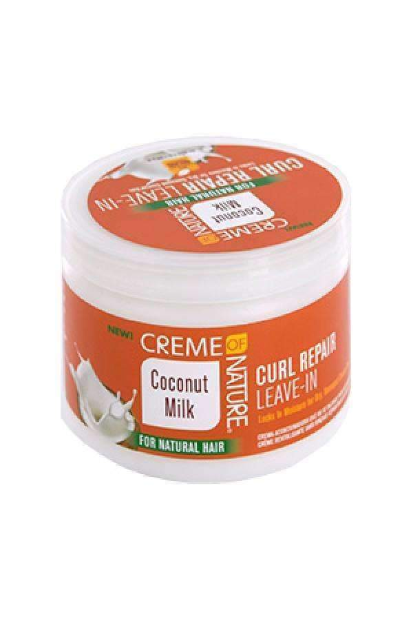 Creme of Nature Coconut Milk Curl Repair Leave-In Conditioner