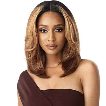 Outre Soft & Natural Lace Front Wig - Neesha (201)