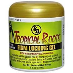 BB Tropical Roots Locking Gel - Firm