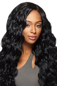 "Outre Purple Pack  Brazilian Boutique 18"", 20"", 22"" (Virgin Body)"