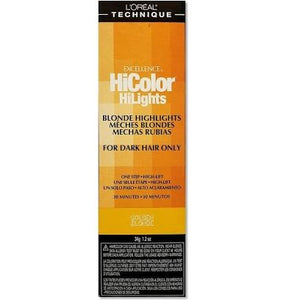 L'OREAL HiColor HiLights Blonde