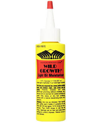 Wild Growth Light Oil