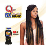 Que King Jumbo Braid 6x
