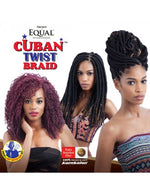 Equal Cuban Twist 12""