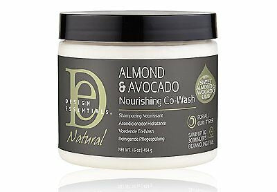 Design Essentials Almond & Avocado Co-Wash