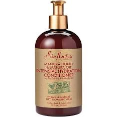 Shea Moisture Manuka Honey and Mafura Oil Intensive Hydration Hair Conditioner, 19.5 Oz