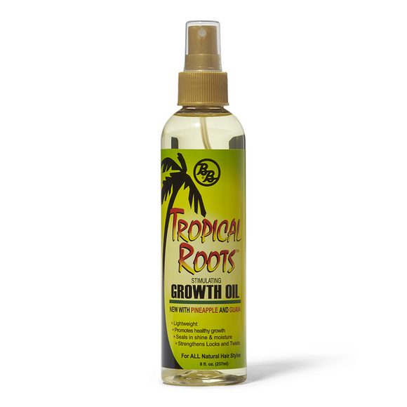 BB Tropical Roots Growth Oil