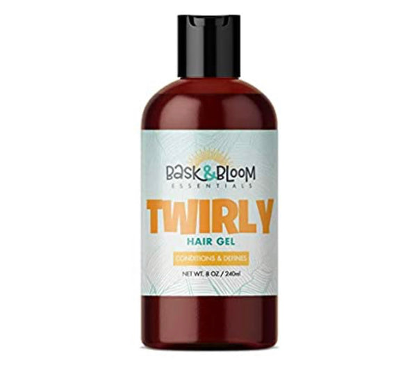 Bask & Bloom Twirly Hair Gel