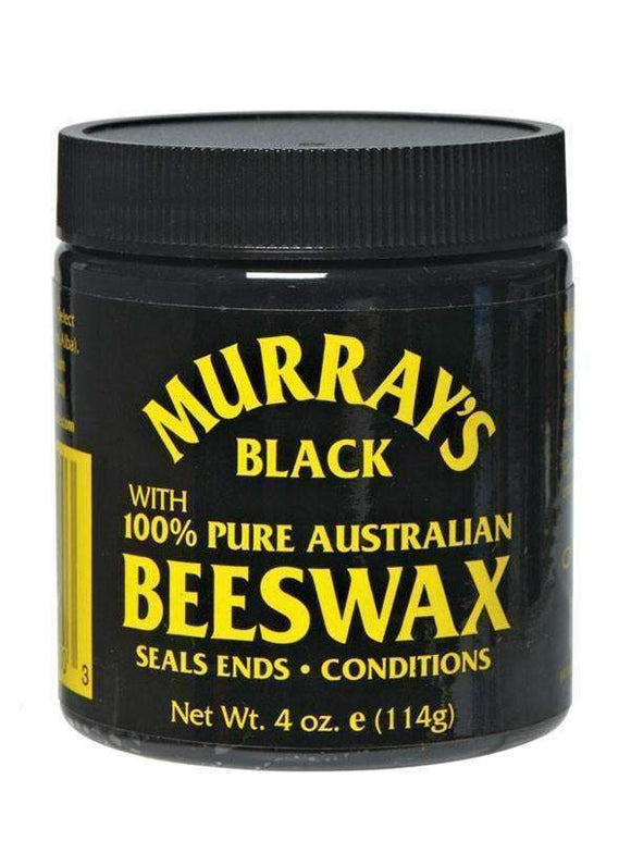 Murray's Bees Wax Black