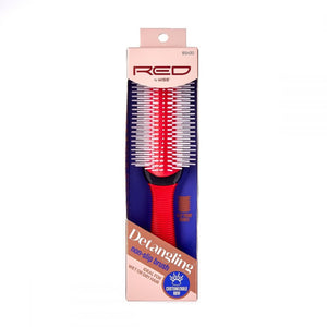 RED by KISS Detangling Brush