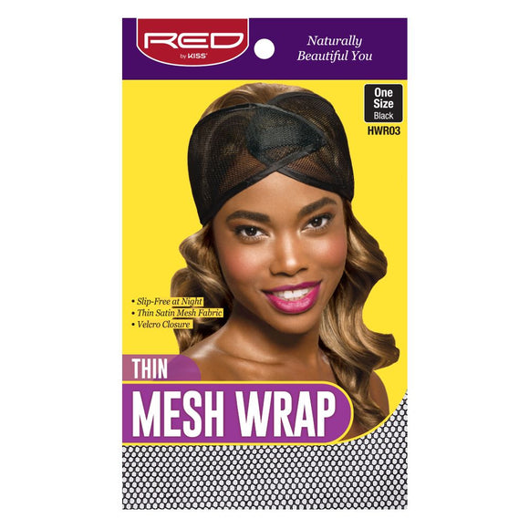 Red by KISS Mesh Wrap